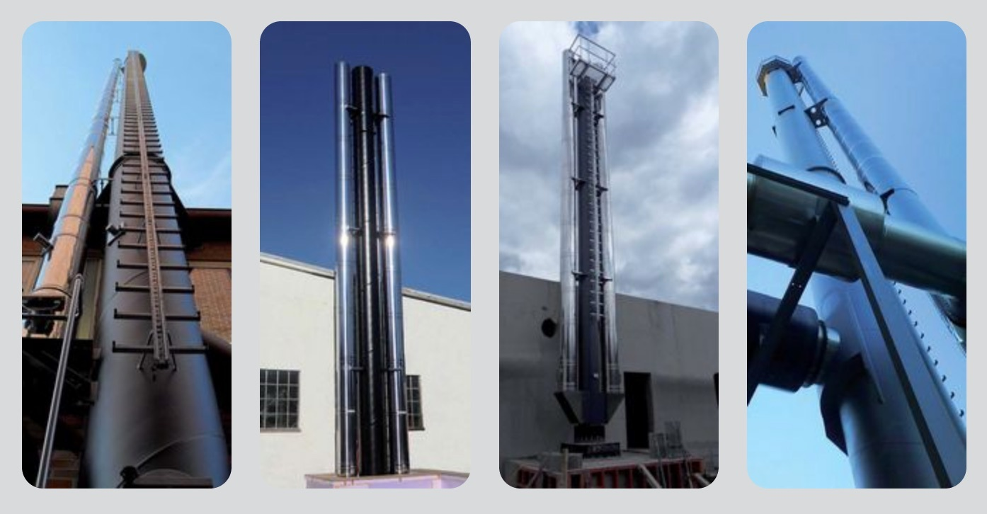 FS-RM - Freestanding Chimney Systems
