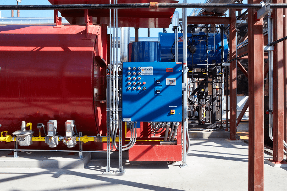 Image Gallery Asphalt Plant Updates Process Heating System