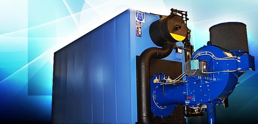Unilux Low Pressure Steam Boiler