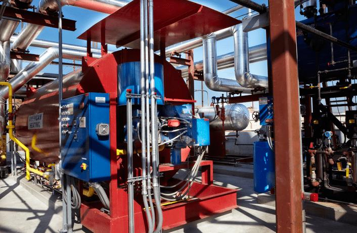 Image Gallery Asphalt Plant Updates Process Heating System