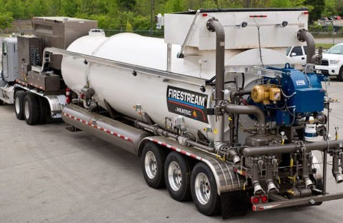 Firestream Water Heaters for Fracking