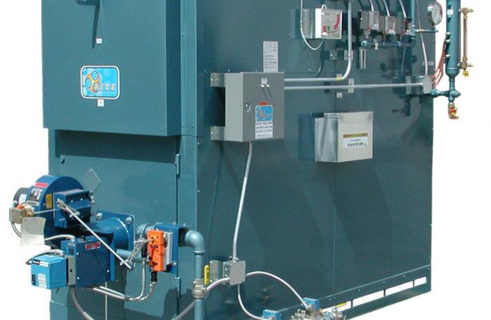 Indoor High Pressure Steam Boilers
