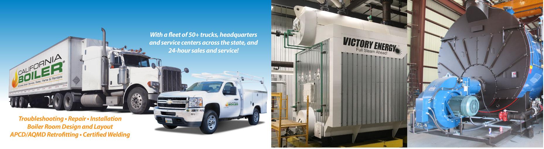 California Boiler   Boiler Service, Sales, Parts and Rental