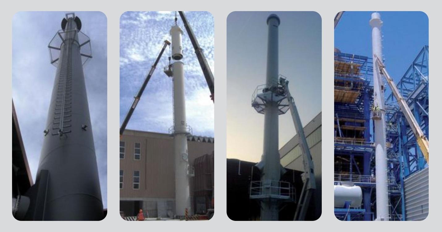 FSA - Freestanding Chimney Systems