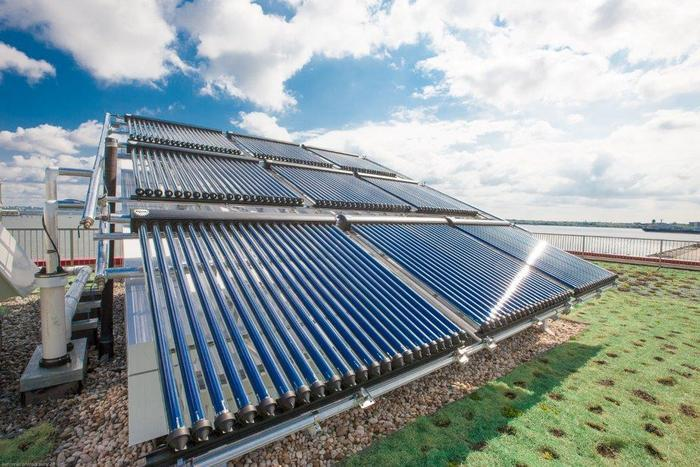 Solar Tanks